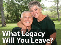 What Legacy Will You Leave (PDF)